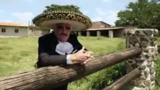 Vicente fernandez Hillary clinton