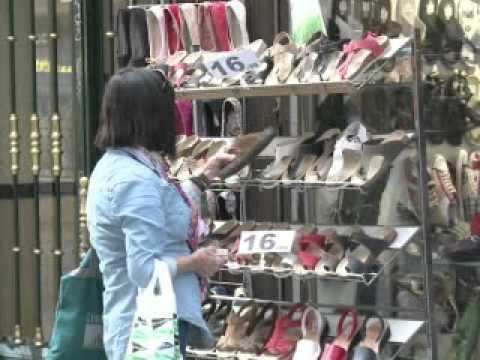 Espagne: de plus en plus de boutiques condamnées à la fermeture