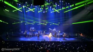 Bruno Mars - Count on Me @ Live in Jakarta 2014 [HD]