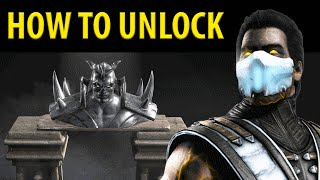 "Beat ""Test Your Might"" with Ease & Unlock Revenant Sub Zero! - MKX Guide [HD 60fps]"
