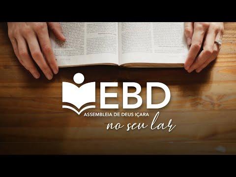 EBD no seu Lar - Lição 1: Carta aos Efésios - Saudação aos destinatários - 2º Trimestre de 2020
