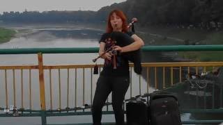 System Of a Down - Aerials (bagpipe cover by Vera Brenner)