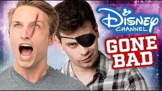 DISNEY CHANNEL STARS GONE BAD!!