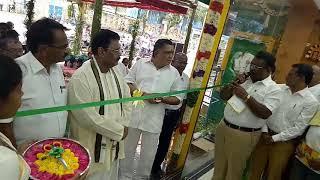 Ramraj cotton salem Showroom opening 25/08/2017 in 4 roads by Mr. Sukisivam.