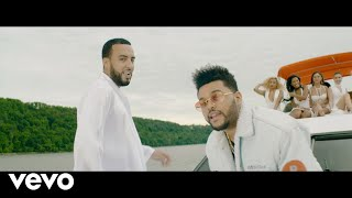 French Montana - A Lie ft. The Weeknd & Max B (Video)