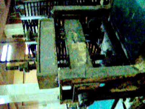 Satılık Antika Bisküvi Makinası Antique Biscuit Machine since Tarsus Mersin Turkey
