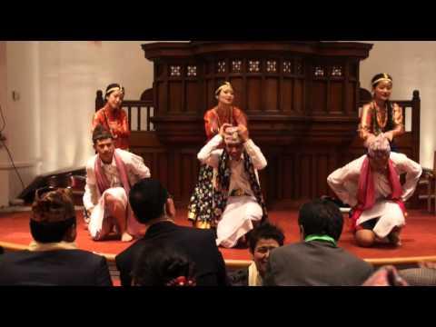 Nepali Dance (Lalupate Phool Chaina)
