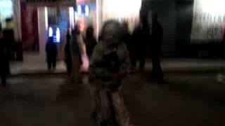 el negro gangnam style zombie