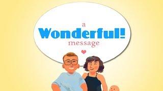 A Wonderful Message!