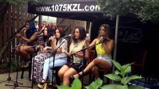 Fifth Harmony - Reflection - 1075KZL radio 8/29