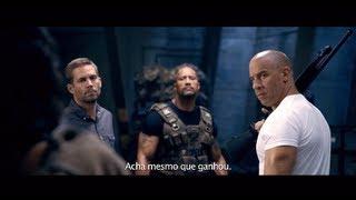 """""""Velocidade Furiosa 6"""" - Trailer 2 Legendado (Portugal)"""