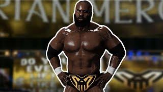 WWE 2k18 - Brian Mercer Entrance (PC + GFX MOD)