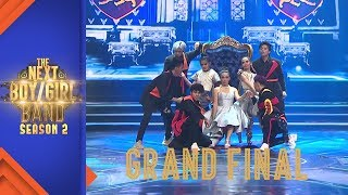 "XCITE ""Super Power"" I GRAND FINAL I The Next Boy/Girl Band S2 GTV"
