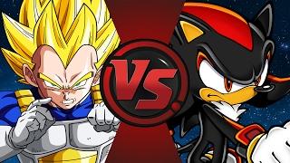 Shadow VS Vegeta! Animation