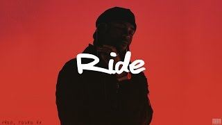 "Partynextdoor l Drake Type Beat - ""Ride"" (Prod. Young Ra)"