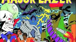 Major Lazer - Mary Jane HD