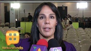 Marisol Sosa habla sobre su padre José José | Ventaneando