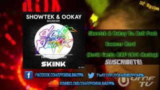 Showtek & Ookay Vs. Daft Punk - bouncer Hard (David Guetta UMF 2014 Mashup) 2/4