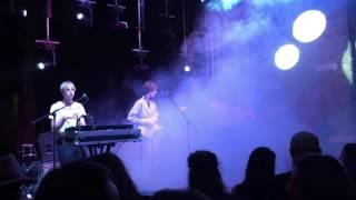 Parcels @Venezia More Festival 2017 - Isla San Servolo