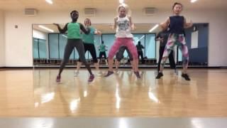 El Teke Teke - Crazy Design & Carlitos Wey    ZUMBA® Choreo with KV