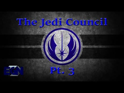 Stellaris Galaxy Divided | The Jedi Council - Plans for the Colonies