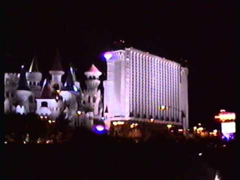 A Tour of Las Vegas Blvd – Early 90s