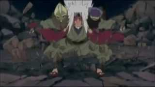 [Naruto AMV] jiraya vs pain -NUMB Linkin park