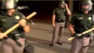 Handlebars - FloBots Live Denver Free DNC Protest Concert