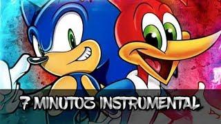 Instrumental - Sonic VS. Pica Pau   Torneio De Titãs (7 Minutoz)