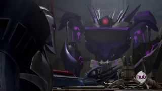 Transformers: Prime - Shockave's Theme