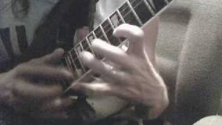 Eddie Van Halen Ice Cream Man Cover