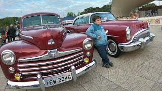 2º Encontro de Carros Antigos de Uruguaiana - 1º Dia