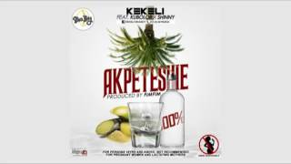 KEKELI FT KUBOLOR X SHINNY   AKPETESHIE
