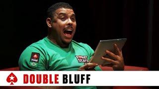 Amazing! Ronaldo gets double bluffed by Bebeto