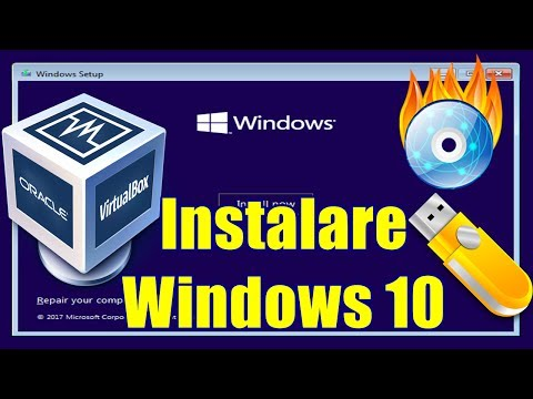 De Unde Descarci si Cum Instalezi Windows 10 (Bine Explicat)