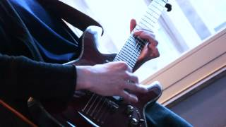SOAD She's like heroin guitar cover by C.Fordo/Robert Uludag