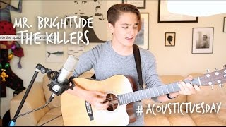 Mr. Brightside - The Killers (Acoustic Cover by Ian Grey)