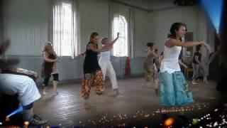 Afrikansk dans hos ABF i Umeå