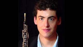 Ramon Thiago, Allemande - Partita in G minor - Oboe - J. S. Bach - BWV 1013