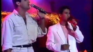 Adalberto e Adriano - Separação (1993)