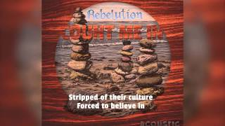 Invasion (Acoustic) Lyric Video - Rebelution