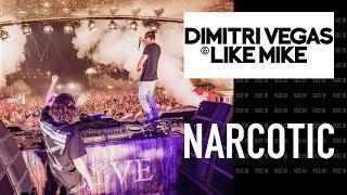 Dimitri Vegas & Like Mike ft. Ummet Ozcan - Narcotic - Tomorrowland 2017 ID