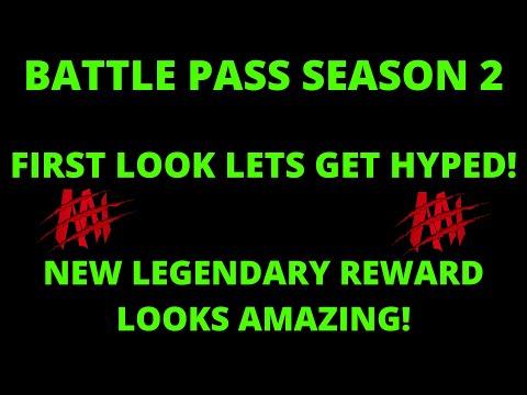 FIRST LOOK BATTLE PASS SEASON 2! I Raid Shadow Legends