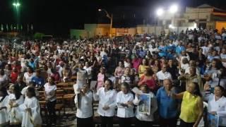 Celebração do Centenário da Paróquia de Santana do Cariri