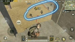 Playing PUBG Mobile - Arcade Fun (Melee Weapons Game) -