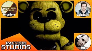 FNAF 2 Song - Apenas Ouro (ForceBore Remix)