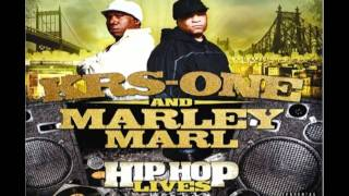 KRS-ONE and Marley Marl - This is what it is - (Hip hop lives)