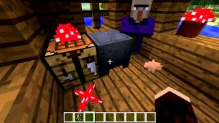 Minecraft Areas: Witch Hut