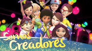 Somos Creadores - Canción Infantil y Coreografía - Los Creadores