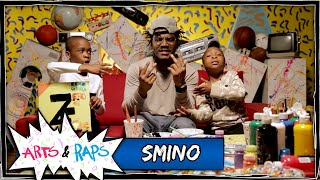 What Does Catch a Fade Mean? w/ Smino - Arts & Raps #ArtsNRaps